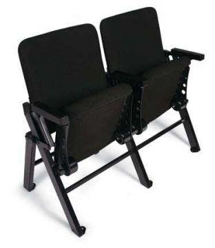 Doppelter Publikumsstuhl Standard