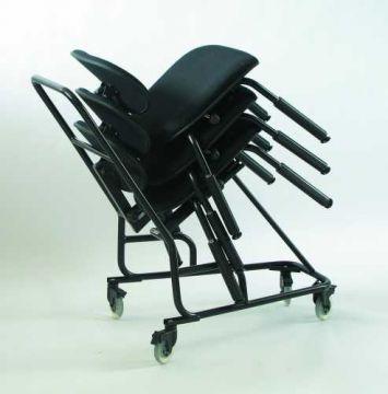 Transport- und Lagerwagen für Stühle Soloist